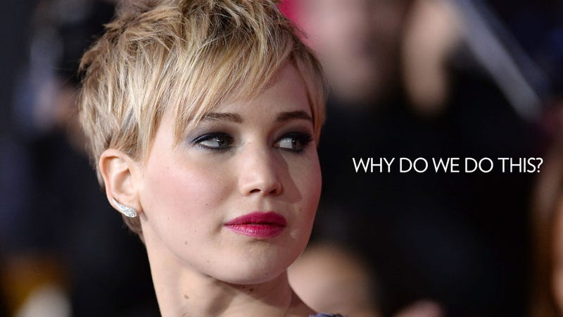 Brace Yourselves for the Jennifer Lawrence Backlash