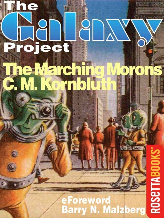 What do you do when you find weird racism in old science fiction books?
