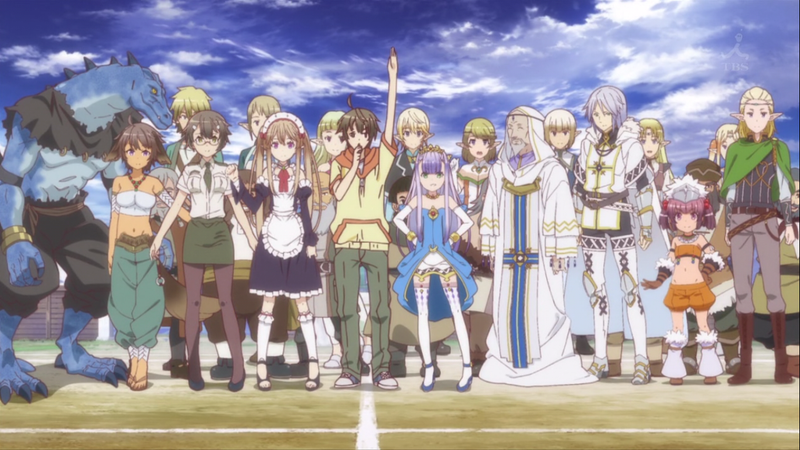 Fabulous Fyst Review: Outbreak Company