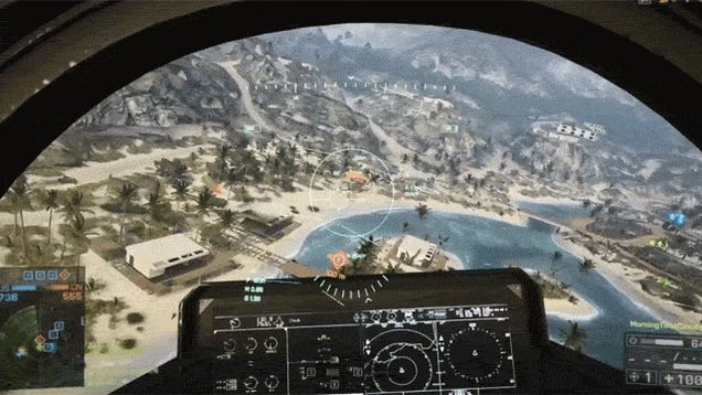 Battlefield 4 Multiplayer Glitches Make Great Animated GIFs