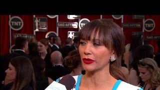 Rashida Jones Corrects Dum-Dum Reporter: 'I'm Ethnic'
