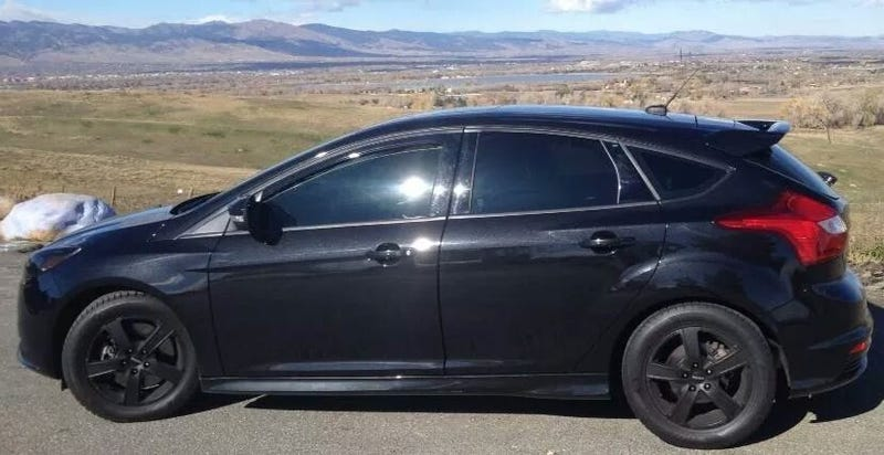 ALERT!!!! STOLEN FOCUS ST IN DENVER AREA