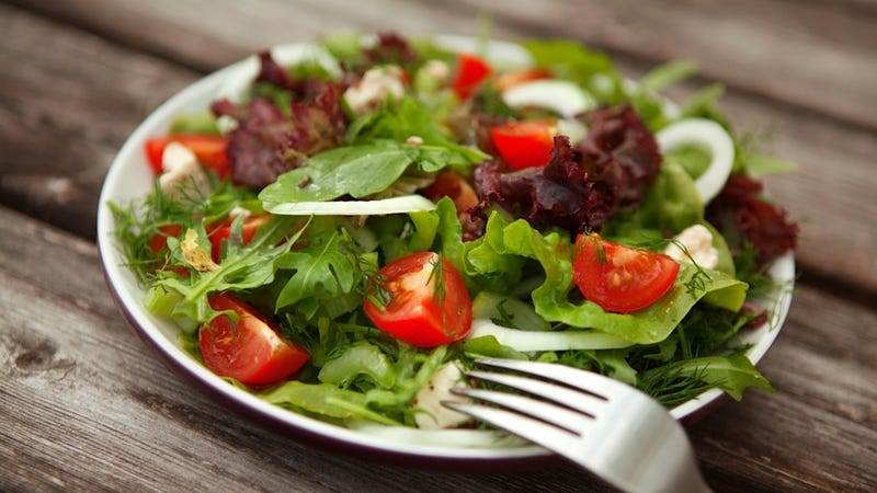 Salad Lovers Now Have Their Very Own Sneeze-Guarded Dating App