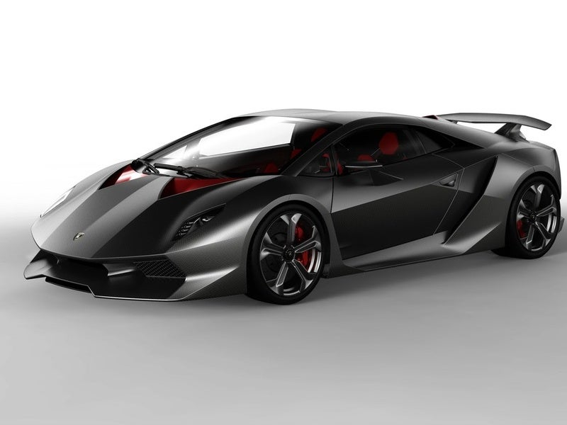 Buy The Lamborghini Sesto Elemento For Just $3 Million