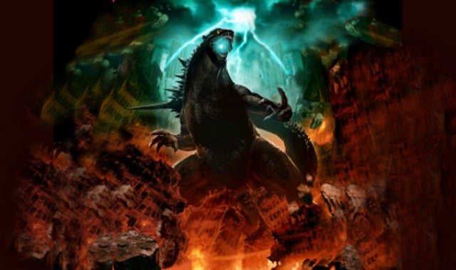 We've seen the first trailer for the new Godzilla!