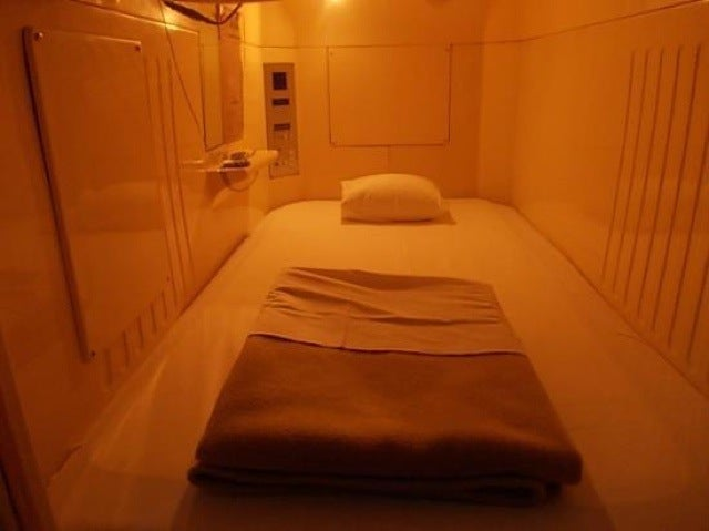 Your Guide to Japanese Capsule Hotels