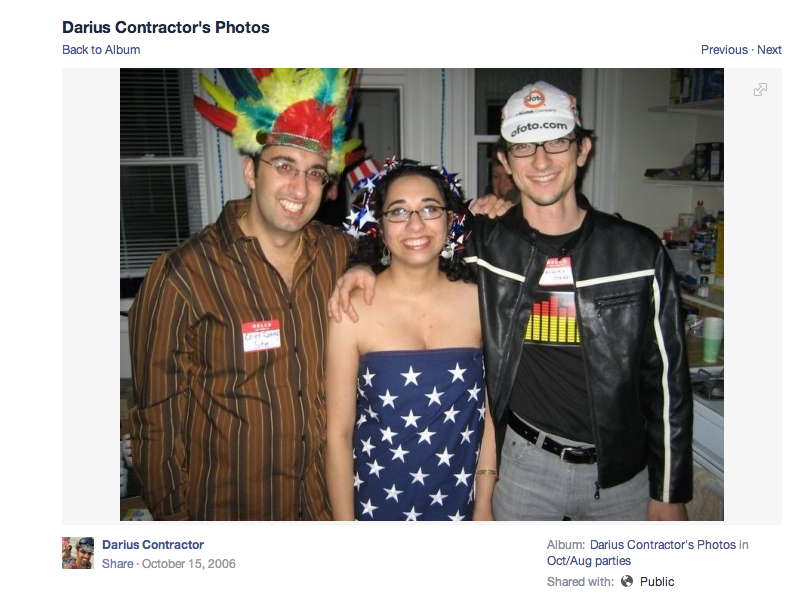 "Mark Zuckerberg's Newest Immigration Advocate: ""Chief Running Site"""