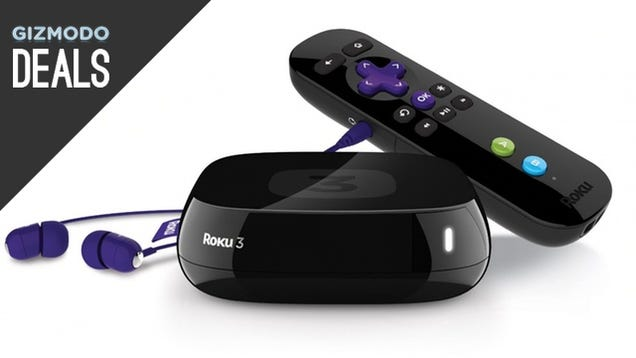 Roku 3 for $70, Surface Pro, iMacs and MacBooks Galore [Deals]