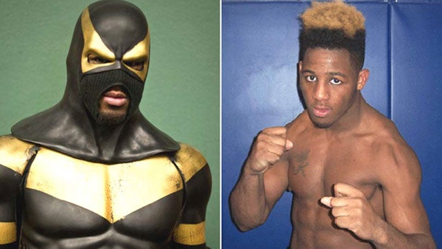 Seattle Superhero Phoenix Jones's Secret Identity Revealed!