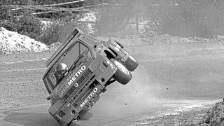 Old rally cross was best rally cross. Was it? (RallyX-dump)
