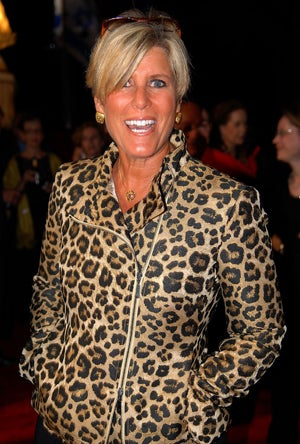 The Recession Is Bad For Almost Every Woman But Suze Orman