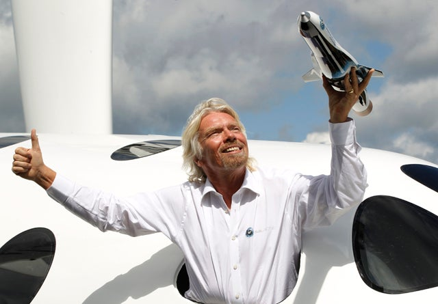 Flying Virgin Galactic Might Not Make You An Astronaut