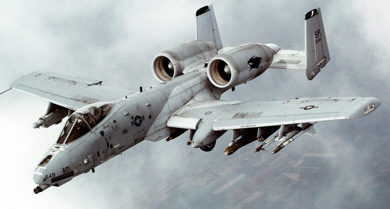John McCain Goes To Bat For The A-10