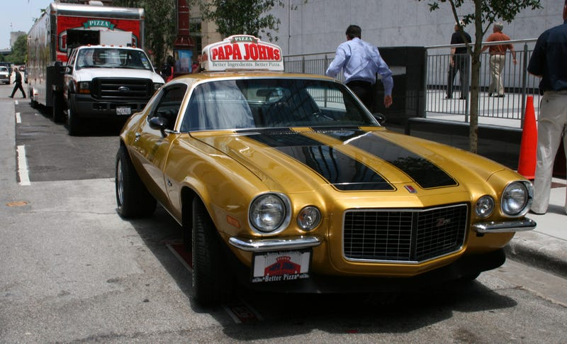 We Join Papa John's Quest For His 1972 Z28 Camaro