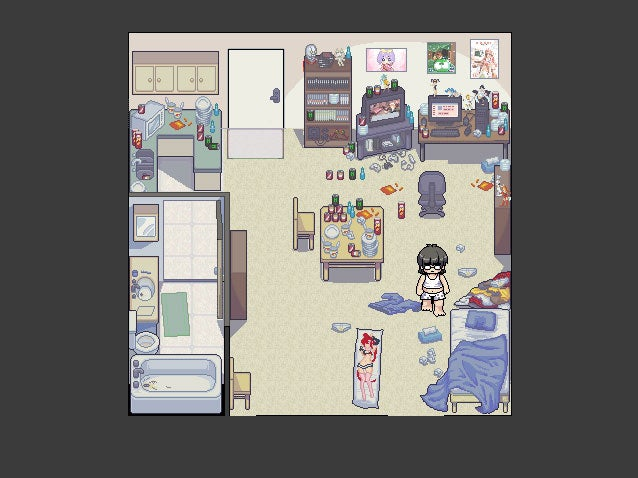 Hikkikomori Quest Is Not Only Free, But Great
