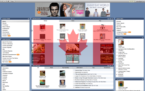 Copyright Board of Canada Plans to Tax Legal Music Downloads
