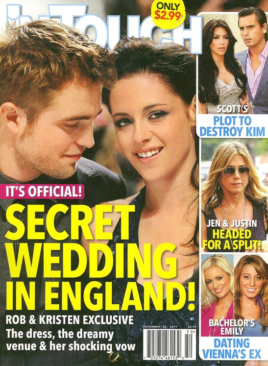 This Week In Tabloids: Kris Dumphries Is Gay & Annulling His Marriage