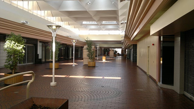 Foolish Malls Think They Can Survive Somehow