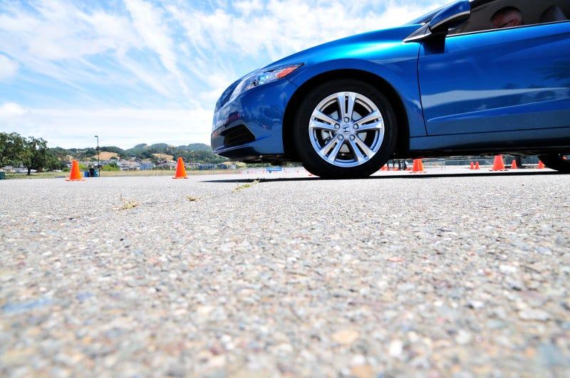 2011 Honda CR-Z: First Drive