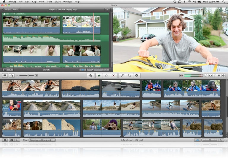 iLife '11: The Best New Tricks in iPhoto, iMovie and GarageBand