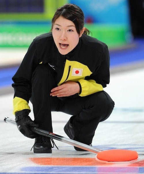 Is Curling The Sexiest Olympic Sport?