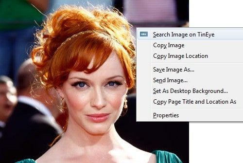 TinEye Adds Reverse Image Lookup to Firefox