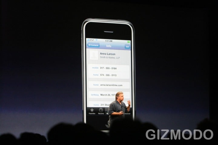 "Apple MobileMe Official: Sync For the ""Rest of Us"""