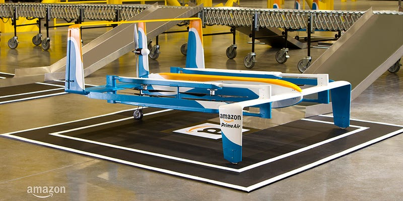 7 Reasons Why Drone Delivery Service Won't Work (Yet)