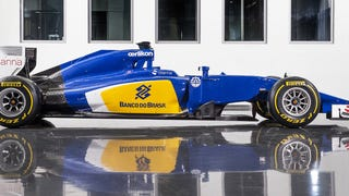 Sauber Paints Its F1 Car An Actual Color; IKEA Fans Everywhere Rejoice