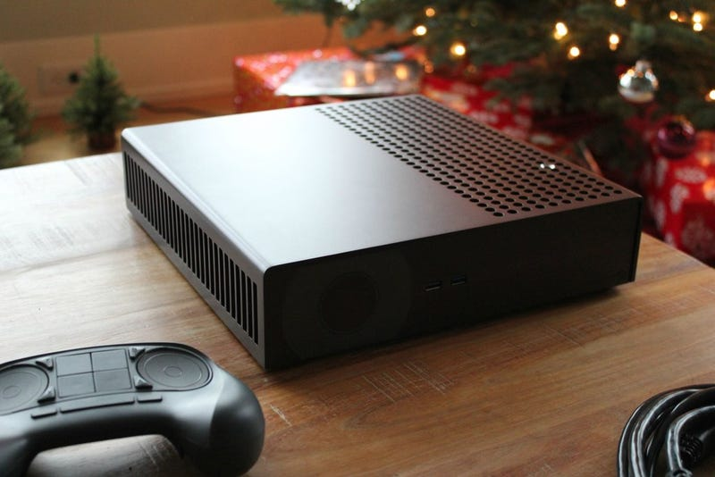 Valve's Steam Machine Delivered To Homes, Gets Unboxed