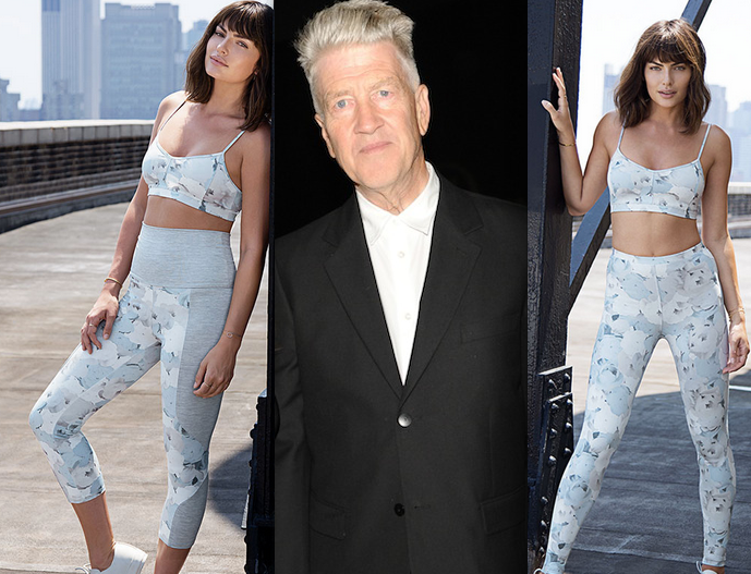 Finally! David Lynch Reveals His Line of Workout Wear