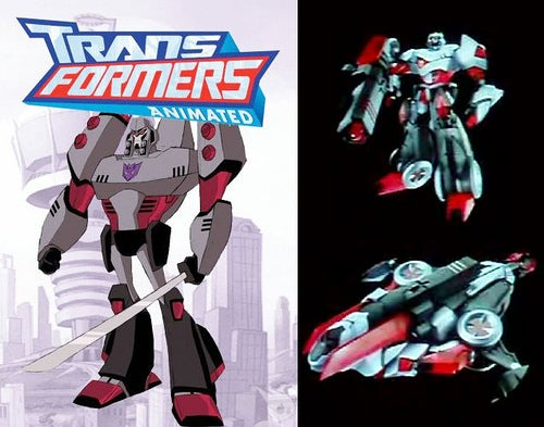 New Transformers Show Brings New Toys