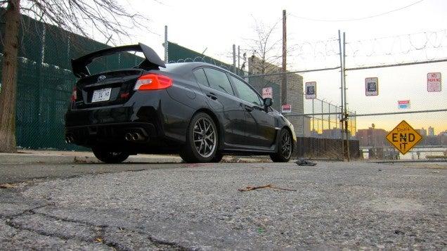 2015 Subaru WRX STI: The Jalopnik Review