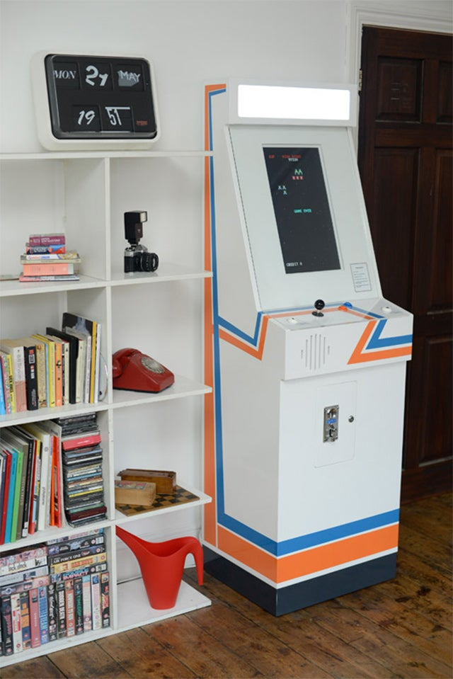 An Arcade Cabinet That Looks as Good as it Plays