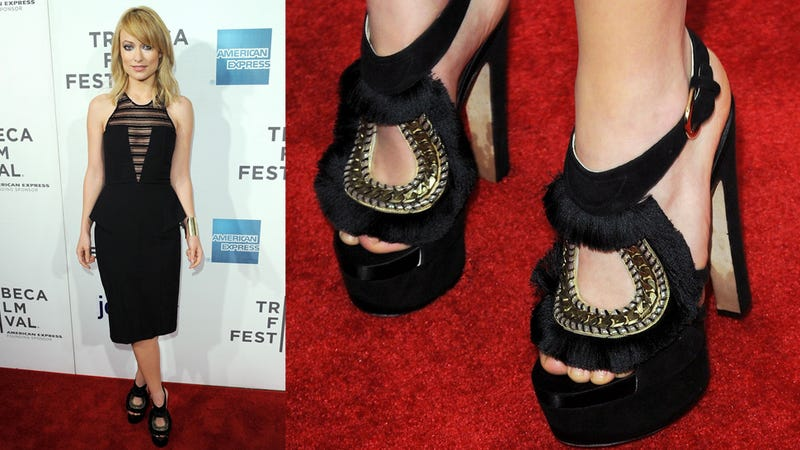 The Cool Girls and Hot Messes of the Tribeca Film Festival
