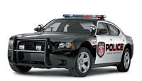 Chrysler Gunning for Cop Car Sales