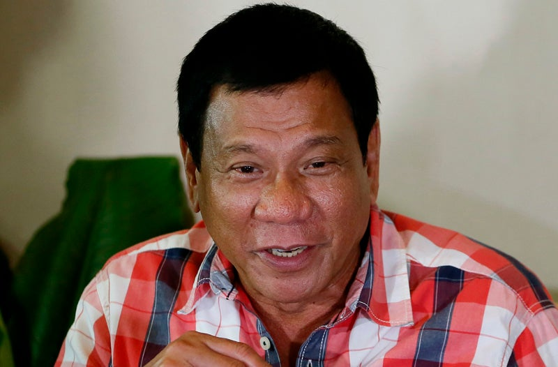 "Philippine President-Elect: Shoot a Drug Dealer ""and I'll Give You a Medal"""