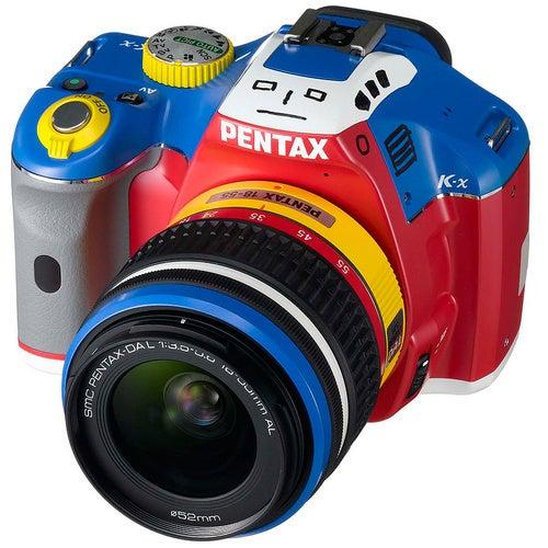 Pentax K-x Gallery