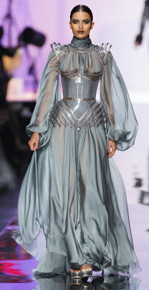 Gaultier Couture: Hollywood Glamour Gals & Sci-Fi Sorceresses