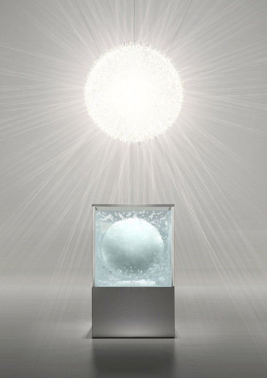 Install the Sun Inside Your House