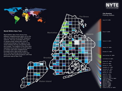The Art of Monitoring New York City's Telephone Conversations
