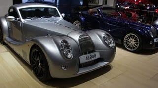 The New Morgan Aero8 Is 376 Horsepower Masterpiece Of Style And Wood