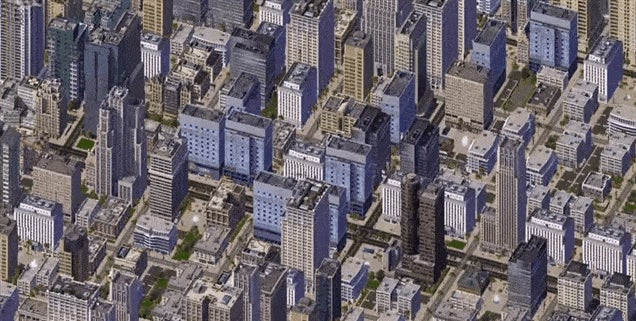 SimCity Megacity Has Over 100 Million People Living In It