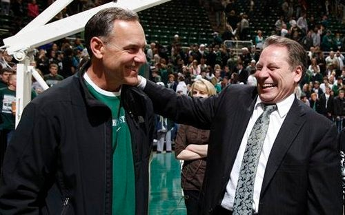 Tom Izzo Wins The Weekend