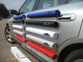 Door Edge Protection Honda Pilot Honda Pilot Forums