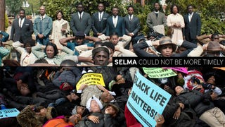 Selma and the American-ness of the Academy
