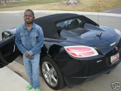 No One Wants to Buy Gary Coleman's Saturn Sky