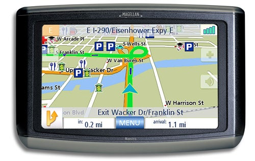 Magellan Makes Maestro Line Official, First GPS with Voice Command
