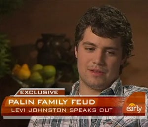 Next Stop, Oprah? Levi Johnston, Family, Hit Up CBS