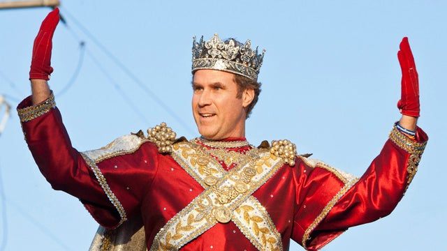 Live from New Orleans, It's Will Ferrell, Mardis Gras King